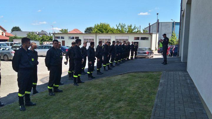 Nowi strażacy w powiecie białobrzeskim