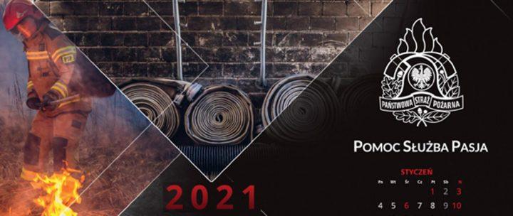 Konkurs kalendarzowy PSP na 2021 rok